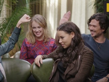 Watch the 'Black Sails' Cast Give Their Characters Advice