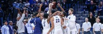 NCAA basketball Xavier