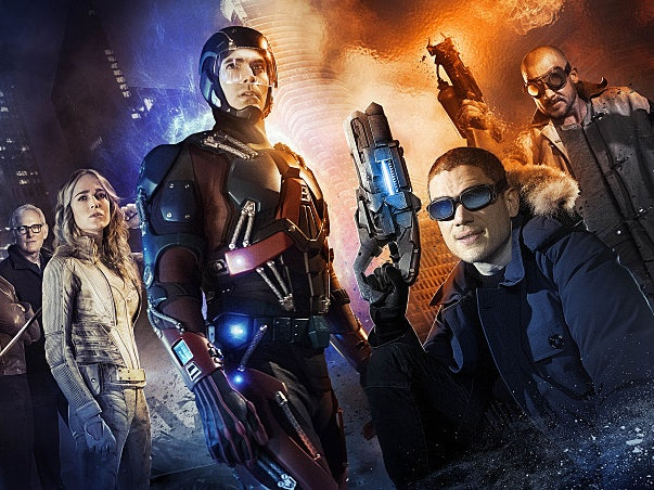 New 'Legends of Tomorrow' Trailer: Should They Kill Baby Vandal Savage?