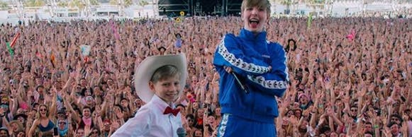 Mason Ramsey at Coachella