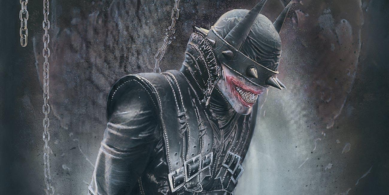Batman Who Laughs Natali Sanders