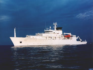 Here's What the USNS 'Bowditch' Does