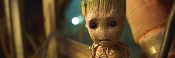 Baby Groot from 'Guardians of the Galaxy Vol. 2'.