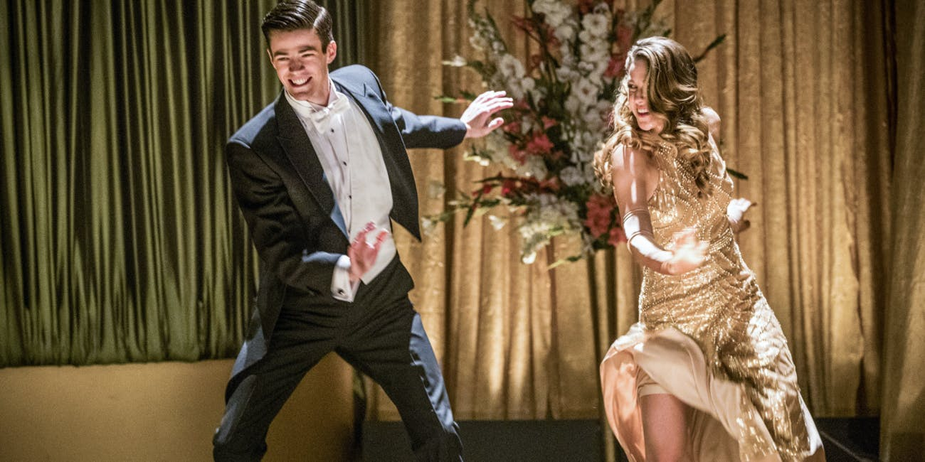 The Flash' Fixes Barry and Kara's Sexual Frustration Through Song