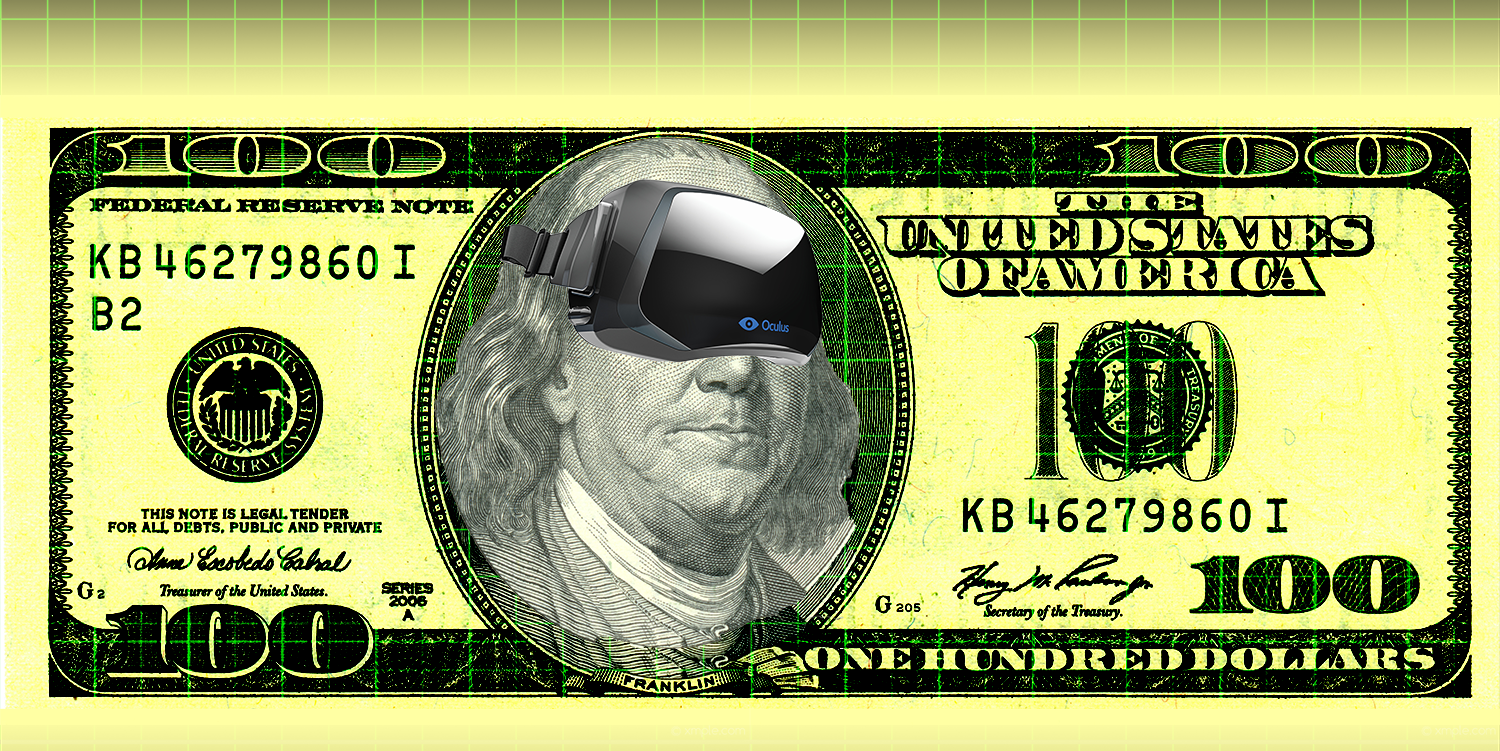 How to Make Real Money in Virtual Reality