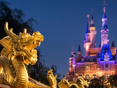A Guide to Shanghai Disneyland's New Rides and Attractions