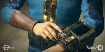 'Fallout 76' teaser trailer screenshot