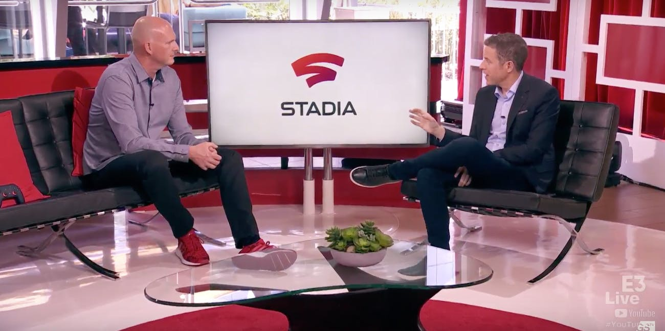 e3 phil harrison google stadia