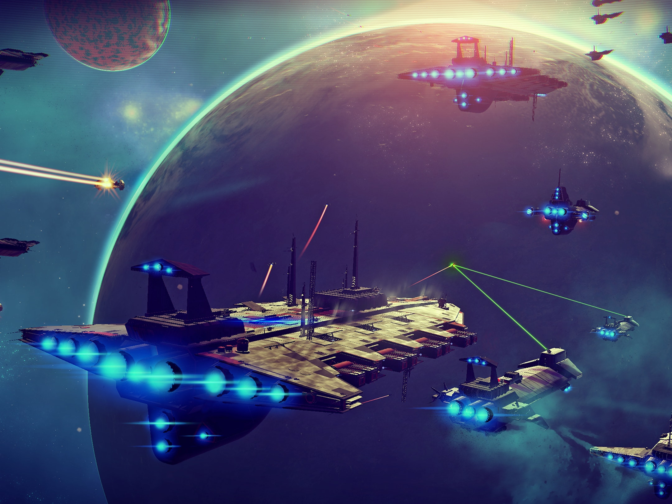It's You vs. the Entire Damn Universe in 'No Man's Sky'