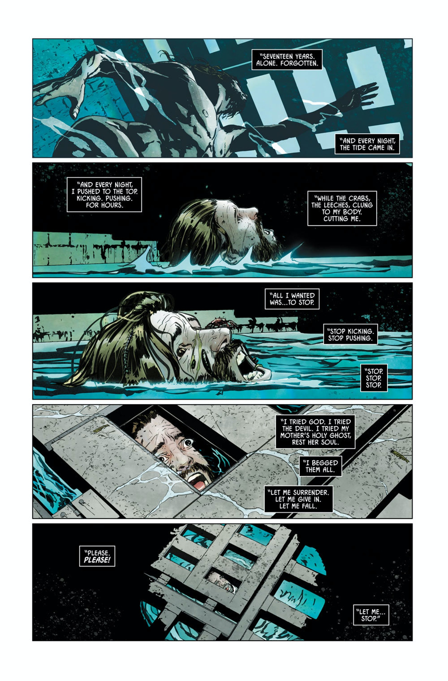 Bane in Batman #9
