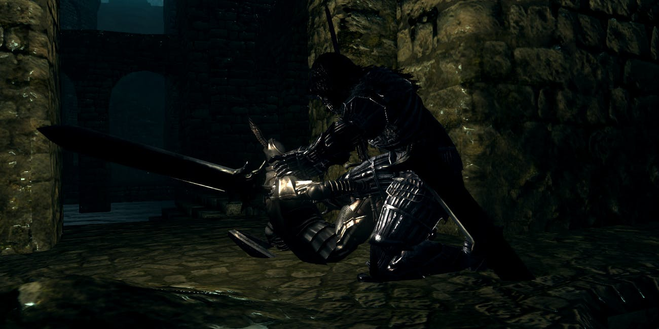 The Most Ludicrously Depressing 'Dark Souls' Legends | Inverse