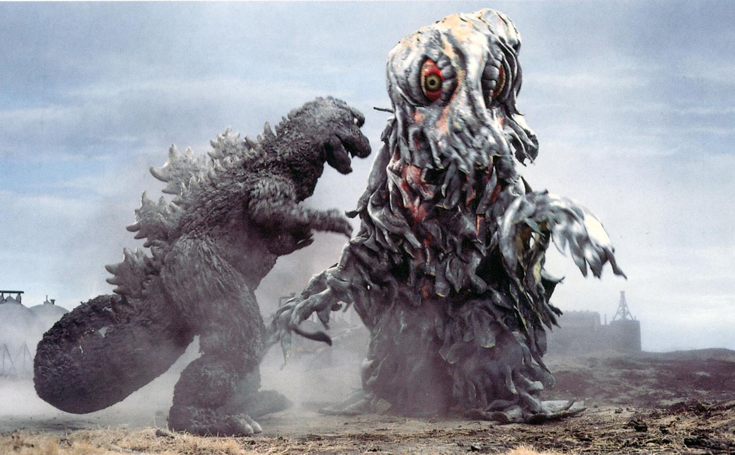 Dating tip run as fast as you can towards godzilla