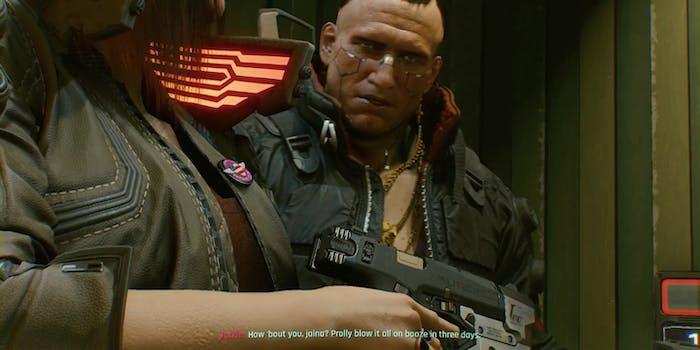 'Cyberpunk 2077' Jaina