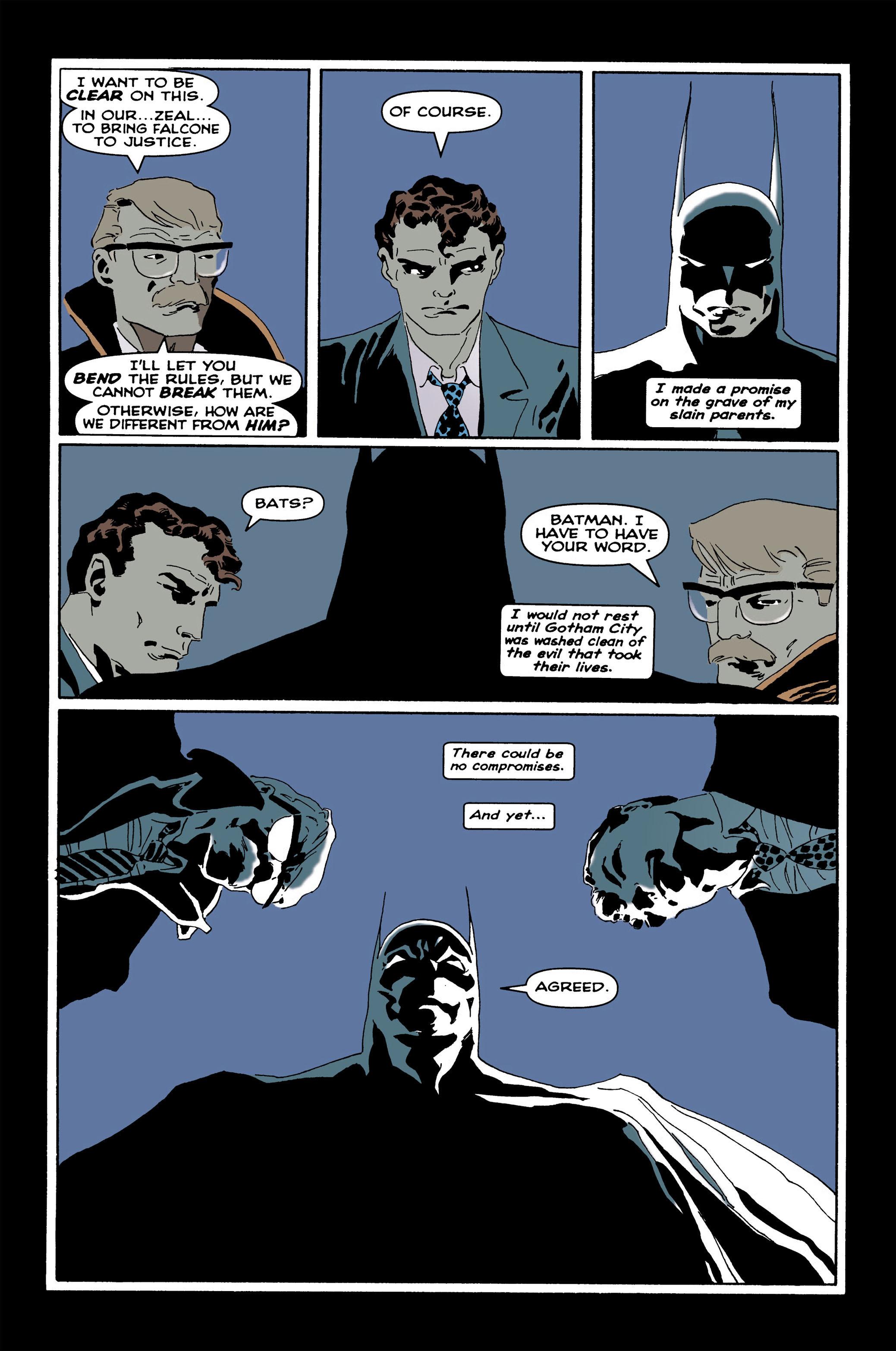 Resultado de imagem para batman the long halloween comic