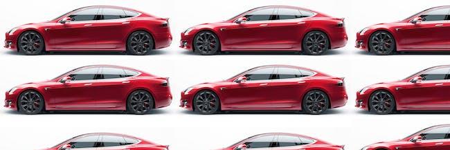 Tesla has hit a milestone: 300,000 vehicles produced.