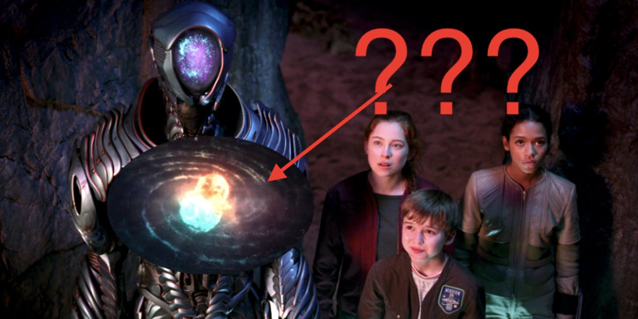 The ending of 'Lost In Space' could mean a second season.