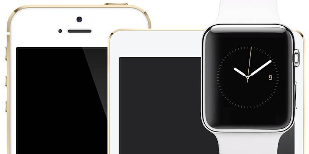 Apple Rumors Include New iPhone, Plus iPad and Apple Watch Updates