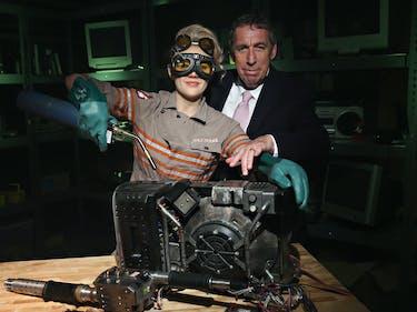 Ghostbusters Director Ivan Reitman