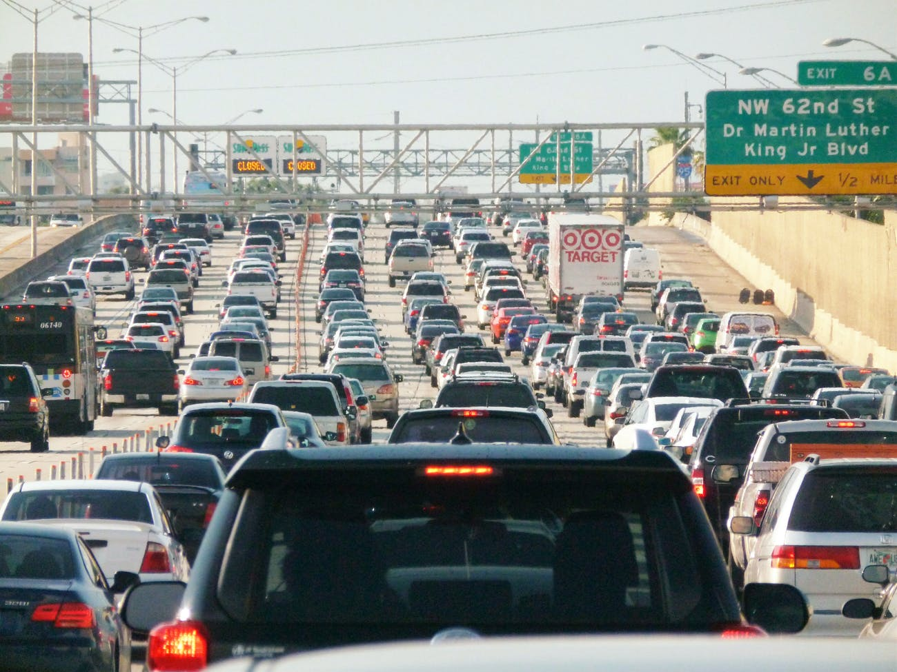 microplastics traffic