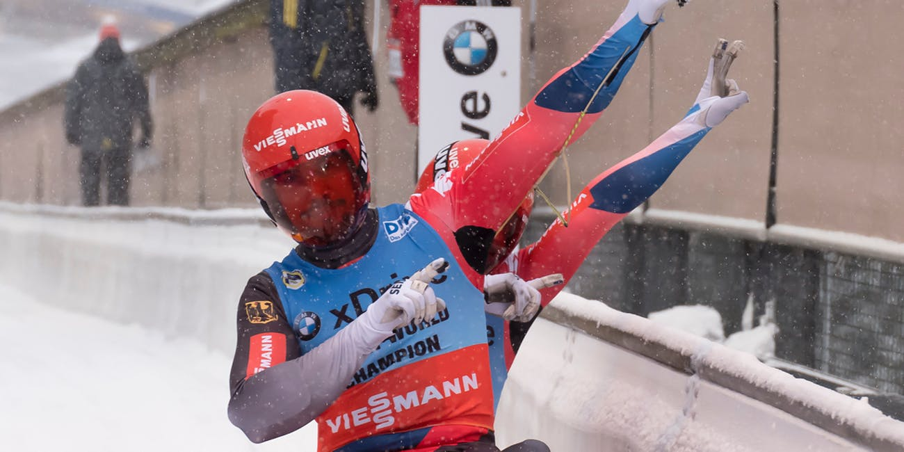 Luge Mens Doubles