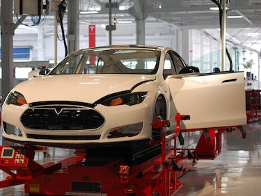 Tesla Slams UAW Over 'Misleading' Factory Safety Claims