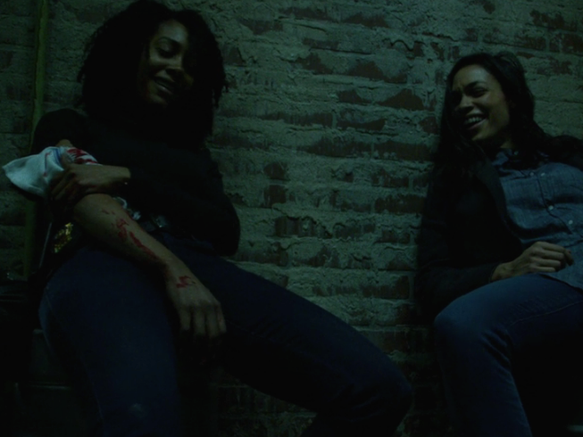 The Best TV Scene of 2016 Happened in a Basement on 'Luke Cage'