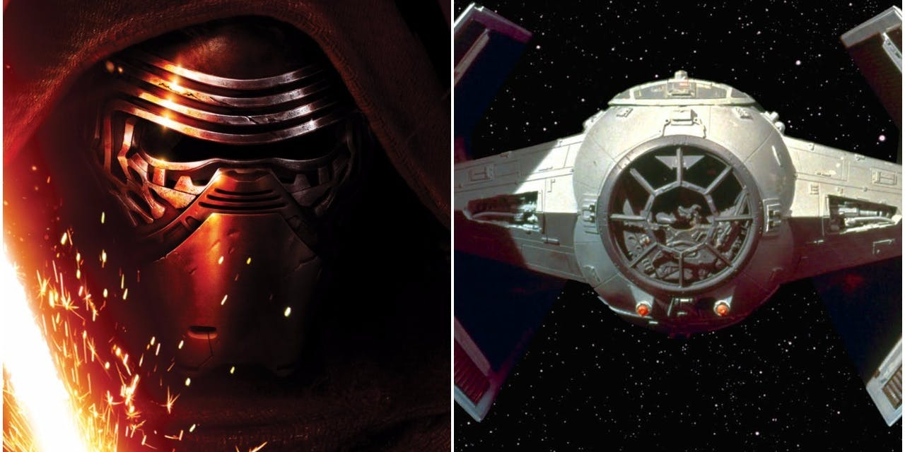 Kylo Ren might get his own TIE fighter in 'Episode VIII.'