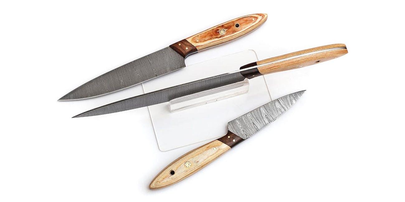 3 Piece Knife Set