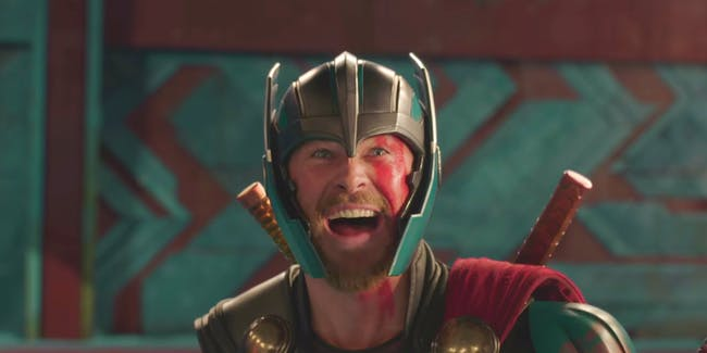 Thor -- 'Thor: Ragnarok'
