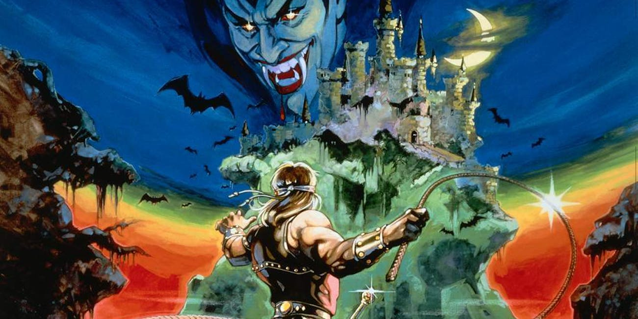 Netflix is making an R-rated animated 'Castlevania' adaptation.