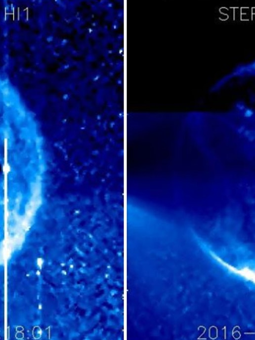 People believed this images were evidence of aliens.