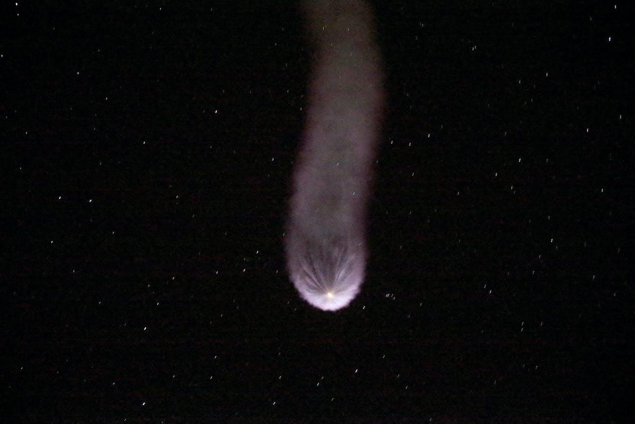 Henry Longfellow SpaceX Elon Musk