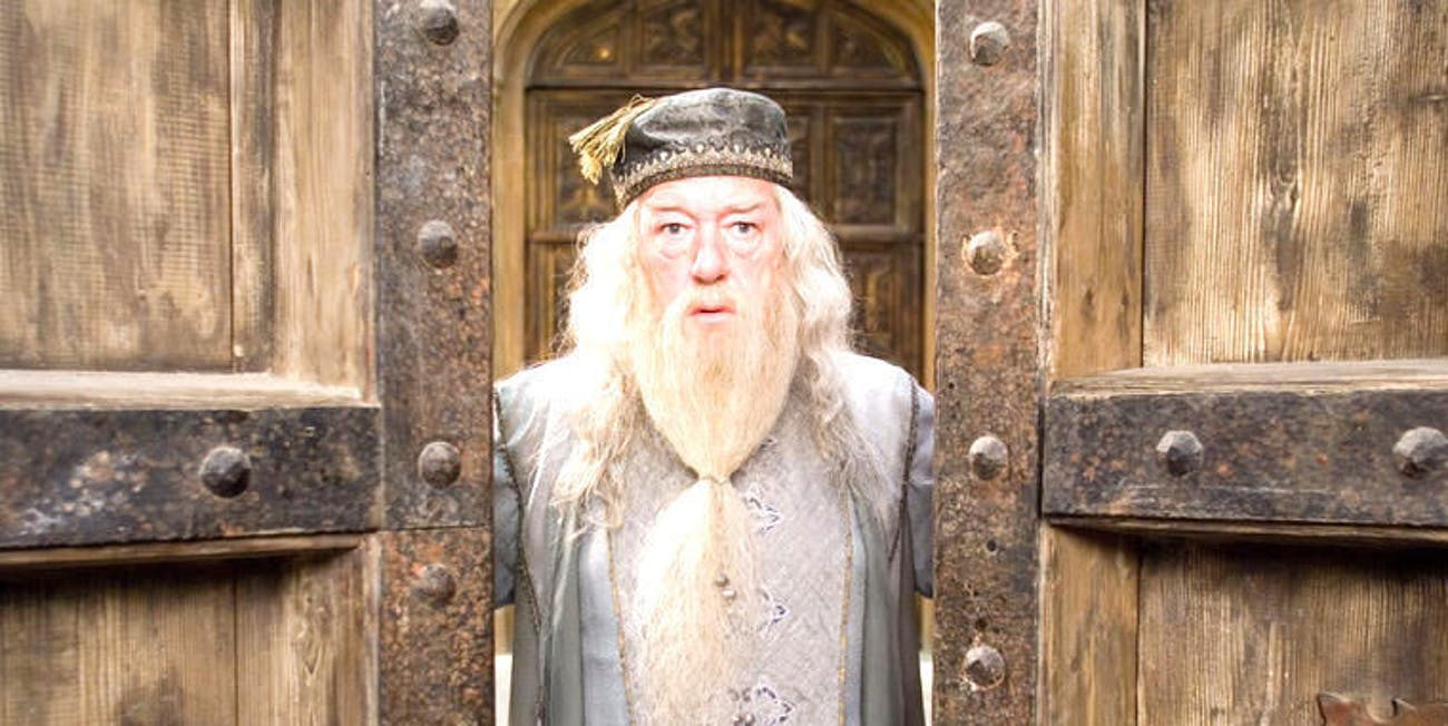 Dumbledore in 'Harry Potter and the Order of the Phoenix'