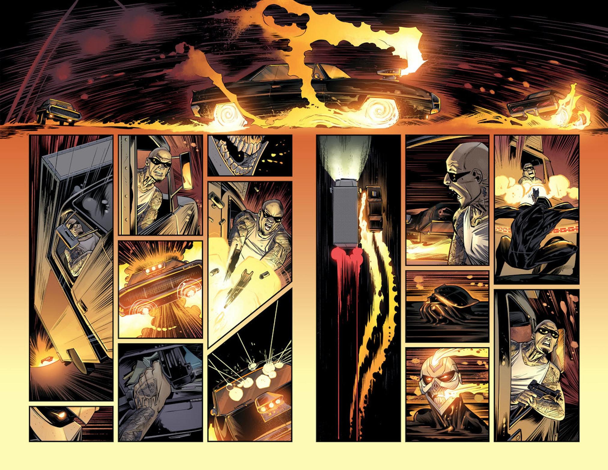 Marvel All New Ghost Rider #1