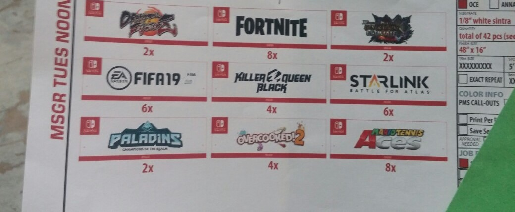 Fortnite Nintendo Switch Release Date E3 2018 Leak Hints At Big