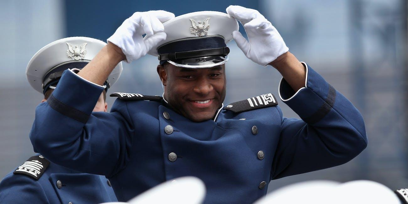 USAF cadets
