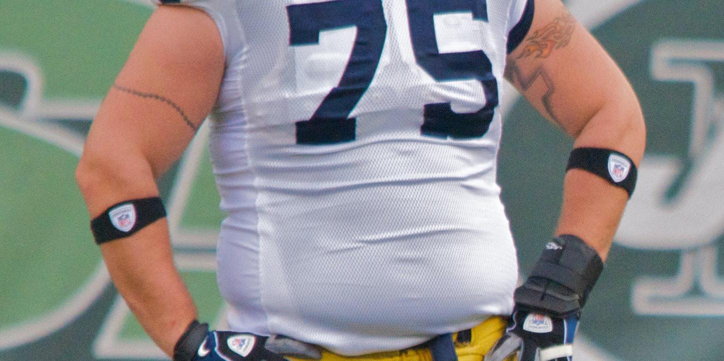 football player obesity dad bod dadbod bmi
