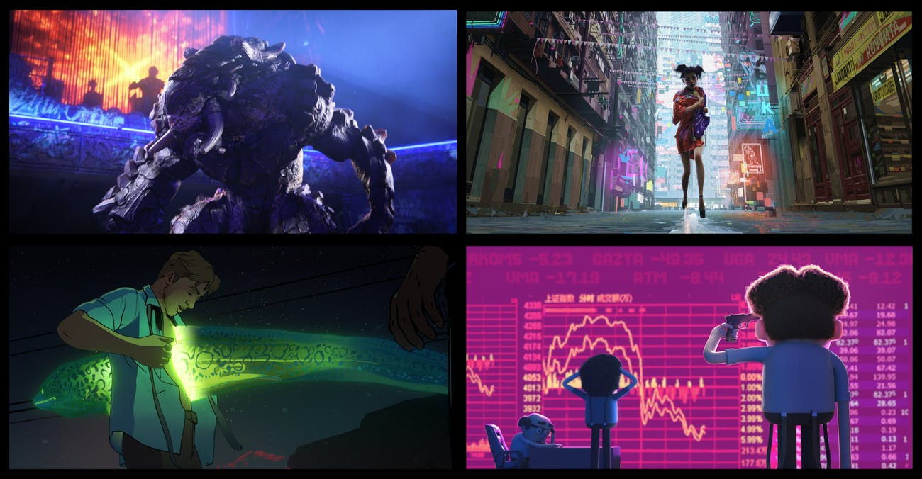 Love, Death and Robots Netflix