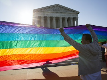 The Supreme Court Just Legalized Same-Sex Marriage Nationwide, and Twitter Is a Victory Party