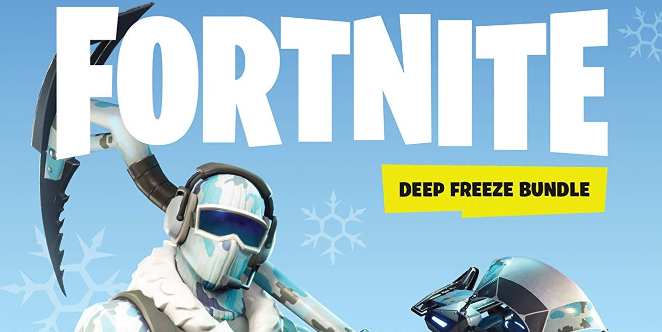 Fortnite Deep Freeze Bundle Is A Totally Brilliant Waste Of Money