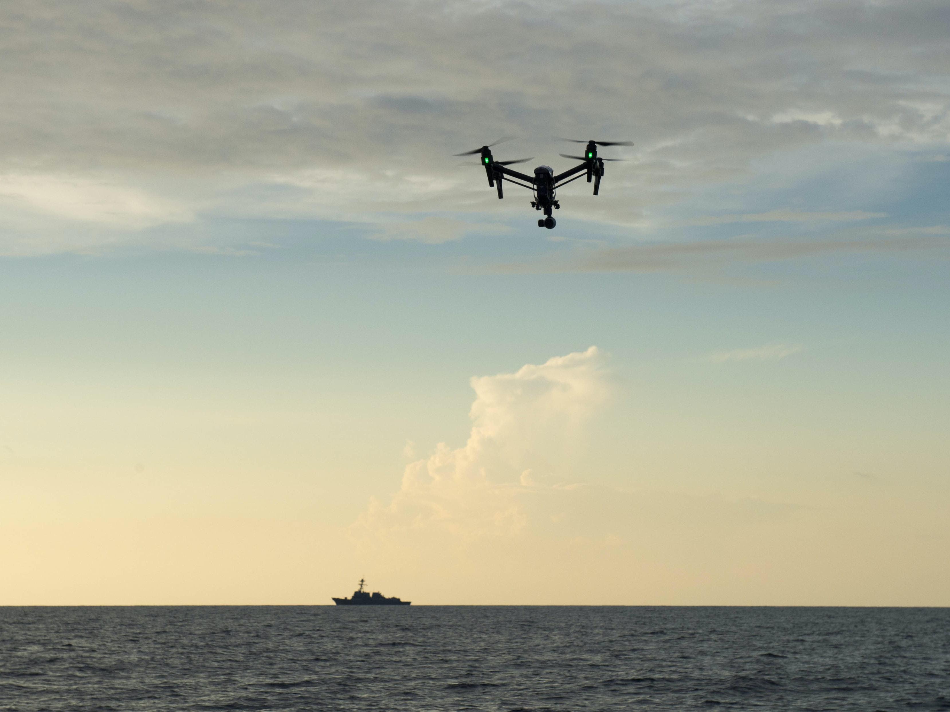 Inside Black Dart, the Pentagon's Annual Drone-Killing Championship