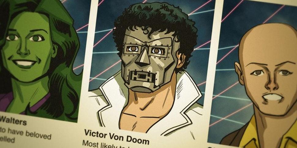 Doctor Doom by Chip Zdarsky