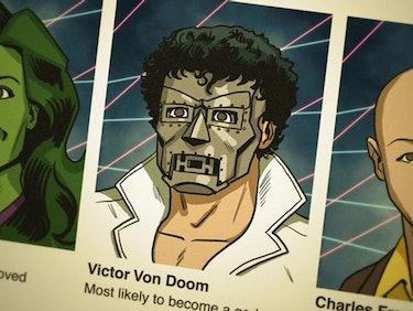 Doctor Doom's Custom Coding Language Is Now Real