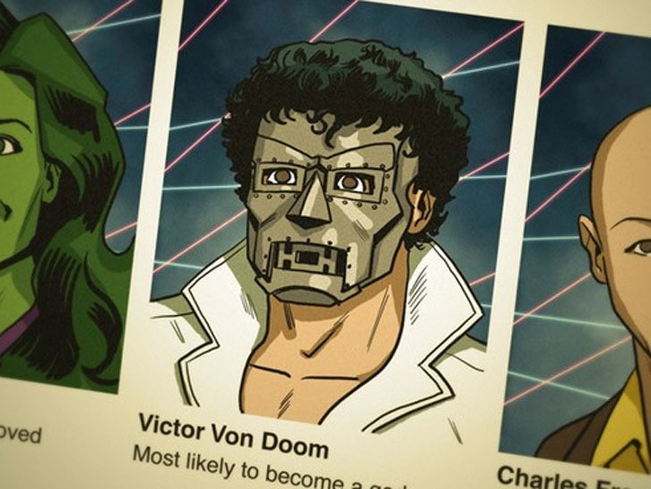 Doctor Doom's Custom Coding Language Is Now Real