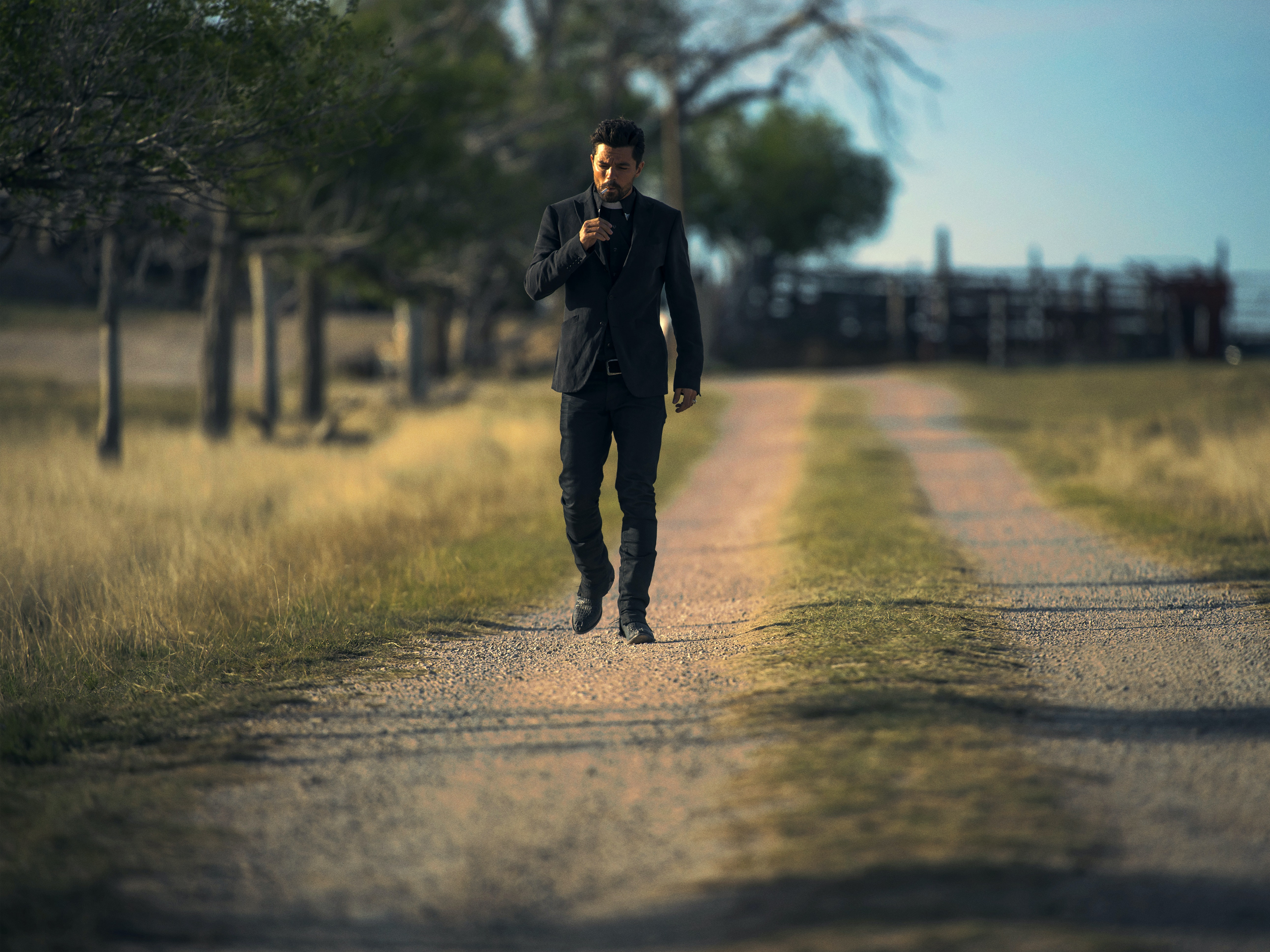 'Preacher' Is the Subversive Dark Comedy TV Desperately Needs Right Now