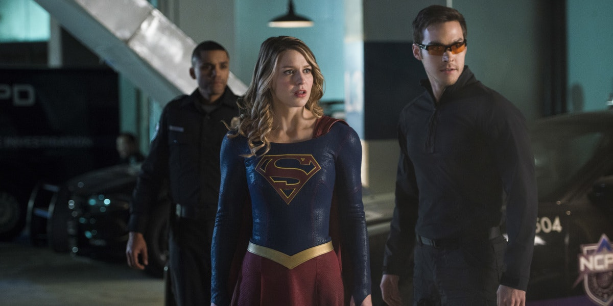 Kara Learns Some Hard Truths About Her Allies on 'Supergirl'
