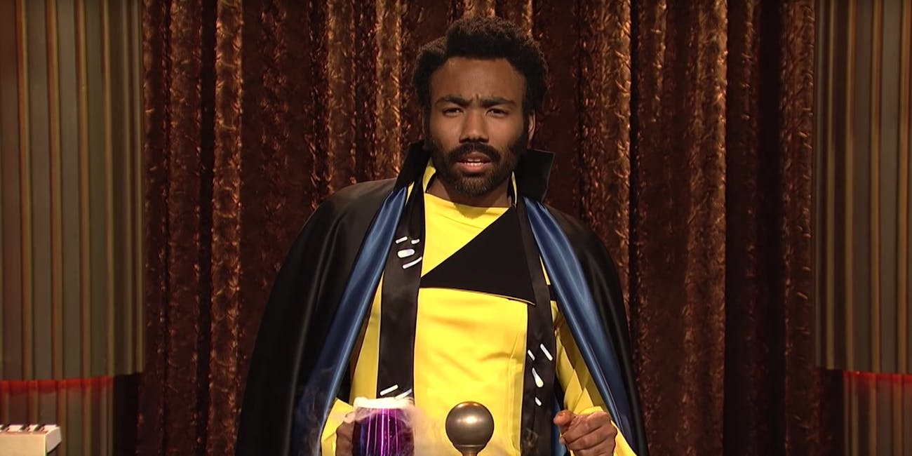 Donald Glover SNL