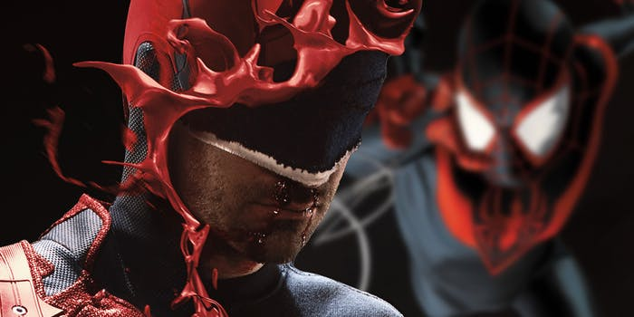 Spider-Man Daredevil Season 3 Easter Egg