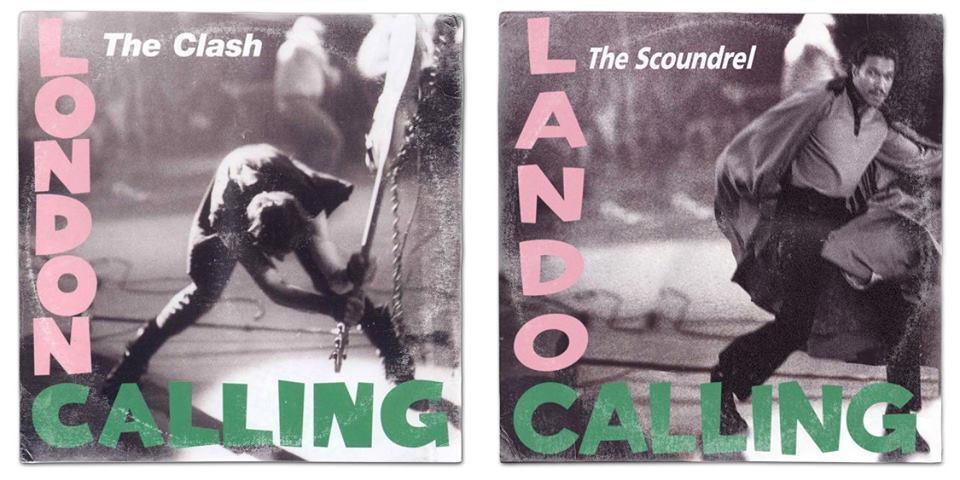 Lando versus the Clash