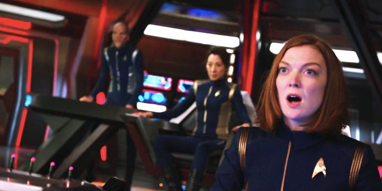 Star Trek: Discovery: All the Easter Eggs You Might've